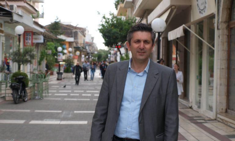 Τσιρογιάννης: Ζητά μέτρα για τους εργάτες γης