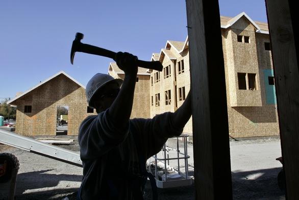 Μείωση της οικοδομικής δραστηριότητας