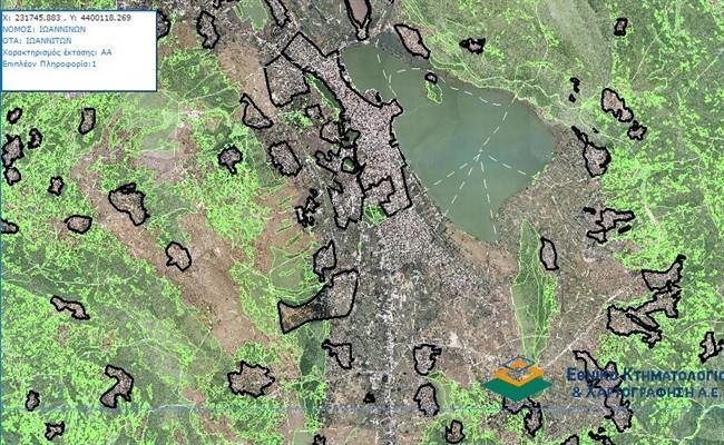Πράσινο από ΣτΕ για τους δασικούς χάρτες