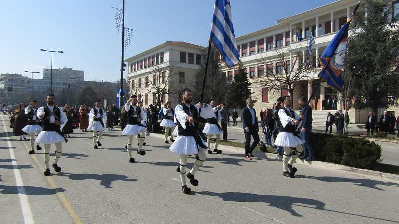 Κανονικά η παρέλαση, χωρίς αναπαράσταση στο Καλπάκι