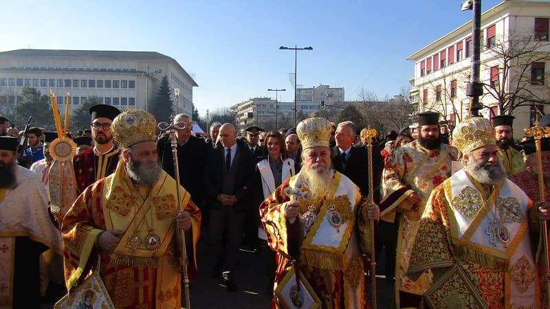 Διπλές Θείες Λειτουργίες στον Άγιο Γεώργιο