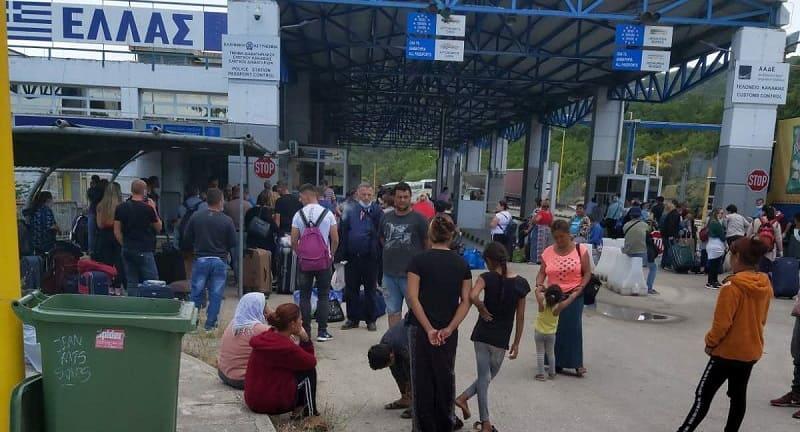 Ως το τέλος Ιουλίου «κλειστά» τα ελληνοαλβανικά σύνορα