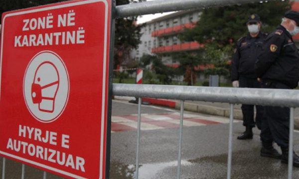 Αύξηση κρουσμάτων σε Αργυρόκαστρο κι Αγίους Σαράντα.. Κάθε μέρα και χειρότερα στην Αλβανία