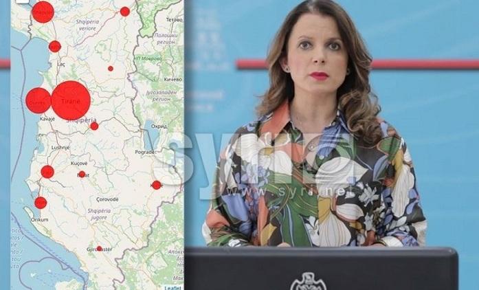 Ανεξέλεγκτη η πανδημία, 117 νέα κρούσματα στην Αλβανία