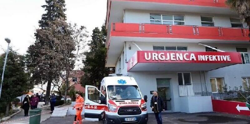 Επέλαση της πανδημίας στην Αλβανία.. Διπλασιάστηκαν τα κρούσματα