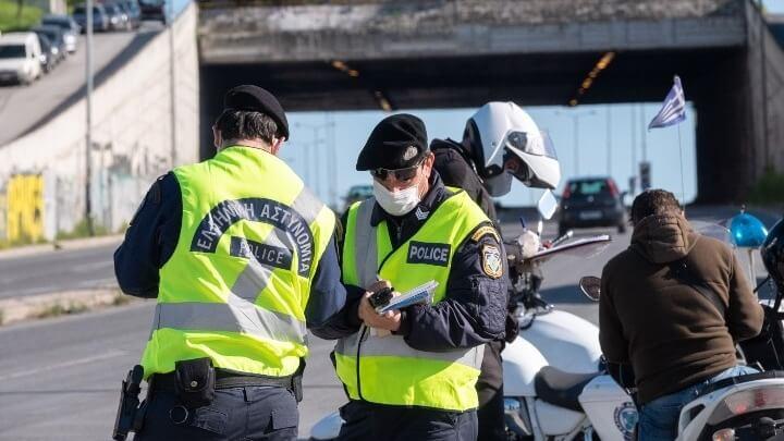 Ήπειρος: 506 έλεγχοι, 13 υπό την επήρεια αλκοόλ