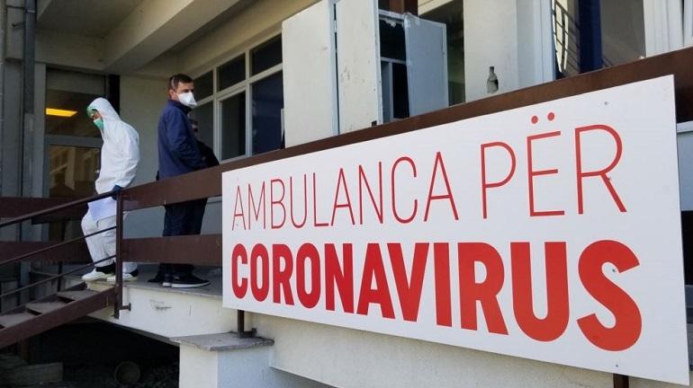 Έξι νεκροί και 146 νέα κρούσματα στην Αλβανία
