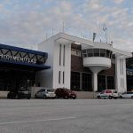 Πωλητήριο στο λιμάνι Ηγουμενίτσας