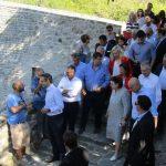 Στο γεφύρι της Πλάκας ο Πρωθυπουργός… Σύμβολο ενότητας και συνεργασίας!