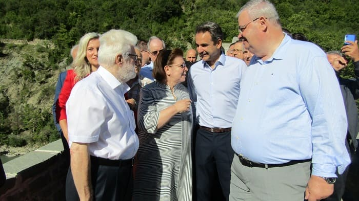 EpirusPost • Ειδήσεις, Ιωάννινα, Άρτα, Πρέβεζα, Θεσπρωτία • plaka mitsotakis1