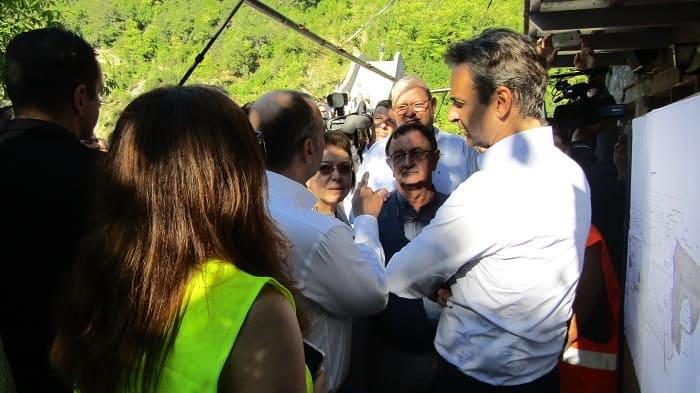 EpirusPost • Ειδήσεις, Ιωάννινα, Άρτα, Πρέβεζα, Θεσπρωτία • plaka mitsotakis3