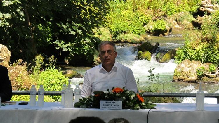 Θεοδωρικάκος: Έργα 7,2 εκατ. από το «Α. Τρίτσης» στην Ήπειρο