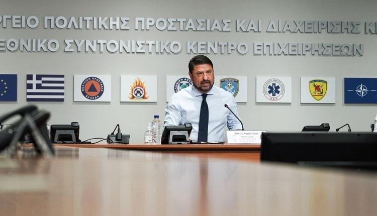 Χαρδαλιάς: «Επταήμερη καραντίνα για όσους έρχονται από Αλβανία» – Υποχρεωτικά τα τεστ στα χερσαία σύνορα
