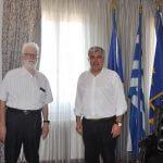 Συνεργασία Ν. Γεωργάκου και Μ. Ελισάφ