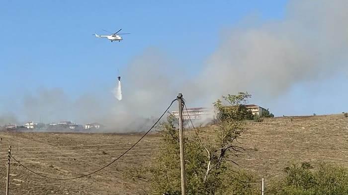 Μόνιμα στα Γιάννινα πυροσβεστικό ελικόπτερο