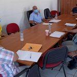 Σύσκεψη για τα υγειονομικά πρωτόκολλα στα σχολεία