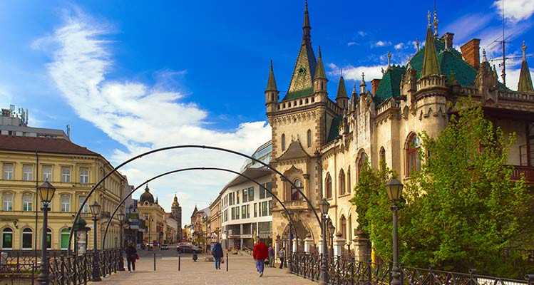 Γεύσεις Σλοβακίας για δύο μέρες στα Γιάννινα