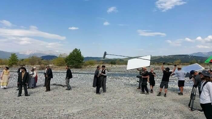 Τηλεοπτική σειρά στην Κόνιτσα για τον Άγιο Παϊσιο