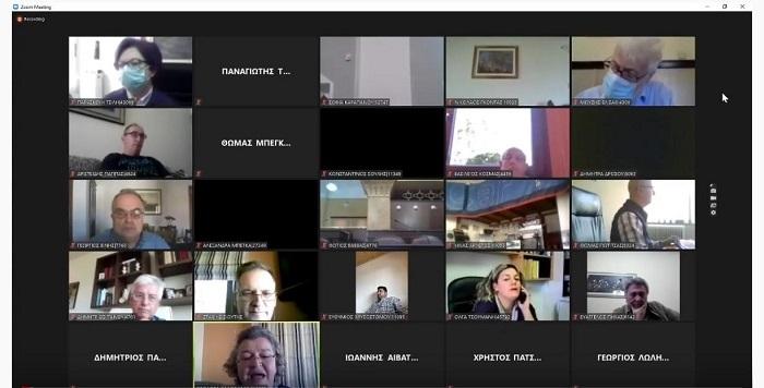 Συζήτηση για την πανδημία στο Δημοτικό Συμβούλιο