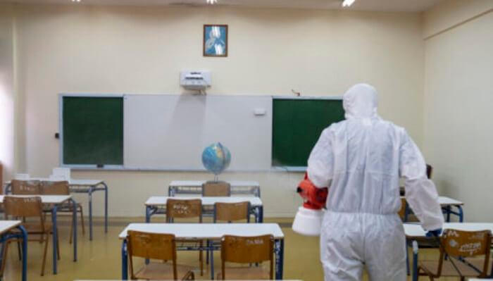 Αναστολές λειτουργίας σχολείων και τμημάτων