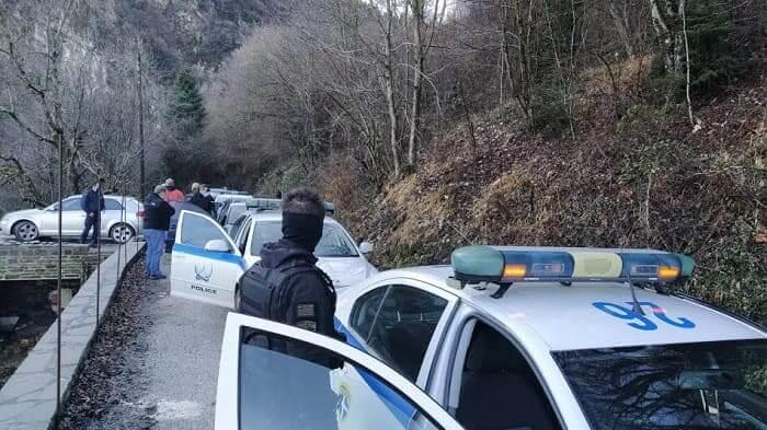 EpirusPost • Ειδήσεις, Ιωάννινα, Άρτα, Πρέβεζα, Θεσπρωτία • astinomia zagori1