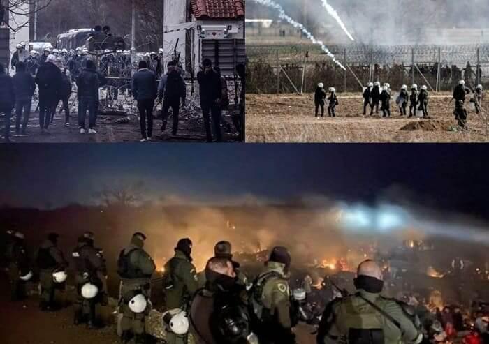 Ένας χρόνος από την εισβολή στον Έβρο