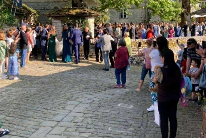 EpirusPost • Ειδήσεις, Ιωάννινα, Άρτα, Πρέβεζα, Θεσπρωτία • gamos laimou papigko1