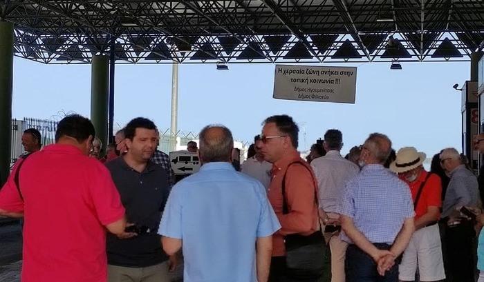 EpirusPost • Ειδήσεις, Ιωάννινα, Άρτα, Πρέβεζα, Θεσπρωτία • limani kleisimo2