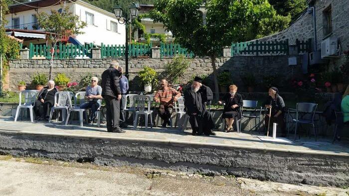 Ακυρώθηκε η επίσκεψη Μητσοτάκη στη Χρυσοβίτσα