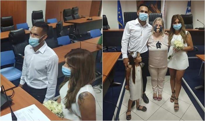 Γάμος με αέρα Αργεντινής!