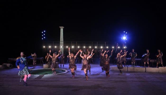 Αναβάλλονται οι «Ιππείς» στο αρχαίο θέατρο Δωδώνης
