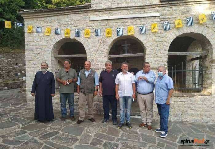 EpirusPost • Ειδήσεις, Ιωάννινα, Άρτα, Πρέβεζα, Θεσπρωτία • karamanlis zagori2