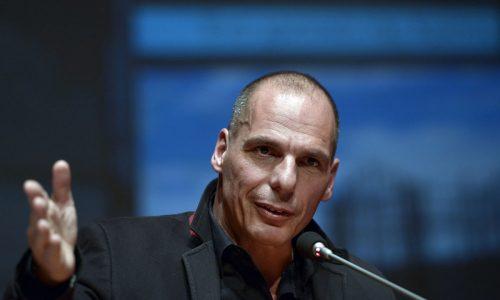 gianis baroufakis