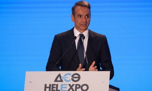 mitsotakis the